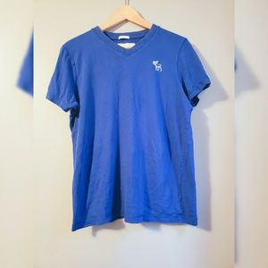 $2/15!!Abercrombie V neck muscle tee